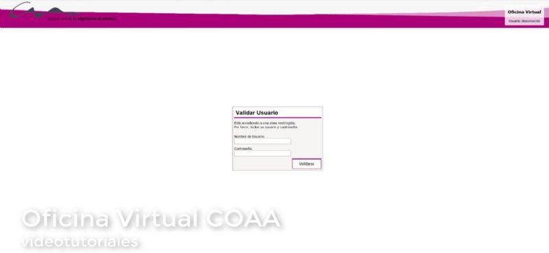 ¡Nuevo! Videotutoriales de la Oficina Virtual