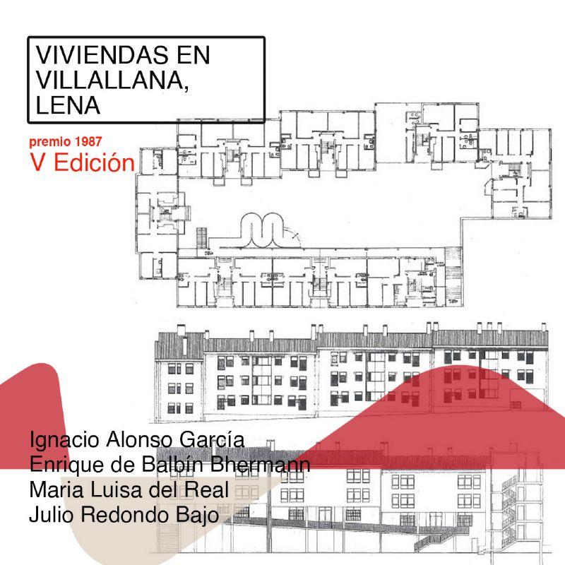 Premio Asturias Arquitectura 1987