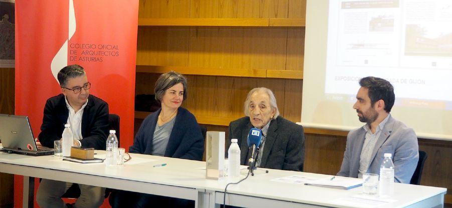 El Colegio Oficial de Arquitectos de Asturias pone en marcha un proceso de crowdfunding  para la edición de un libro y la celebración de una exposición sobre la obra de Mariano Marín