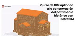 Curso de BIM aplicado a la conservación del patrimonio