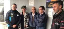 La Cafetería Cuitu Negro ya tiene su placa del Docomomo Ibérico