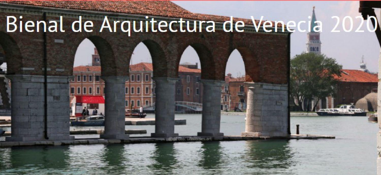 Comisariado del Pabellón de España en la 17ª Bienal de Arquitectura de Venecia