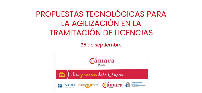 Jornada Propuestas tecnológicas para la tramitación de licencias