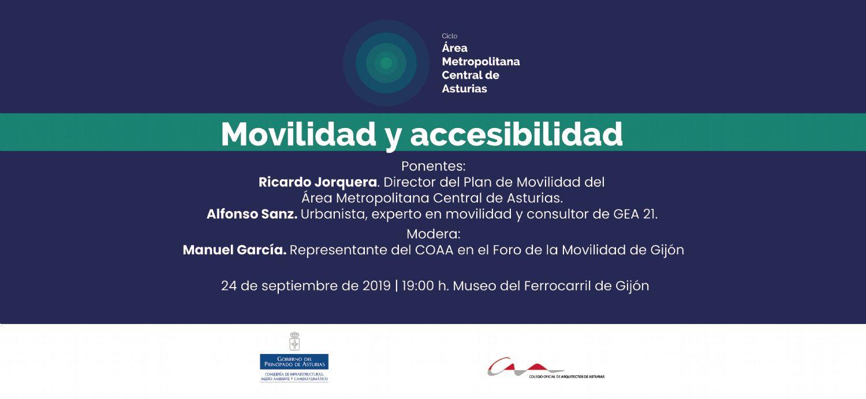 Movilidad y accesibilidad: Tercera jornada del ciclo AMCA