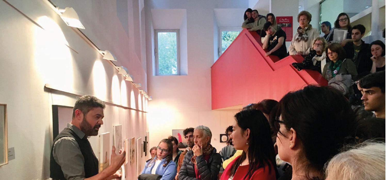 Visita guiada a la exposición `Mujeres artistas`