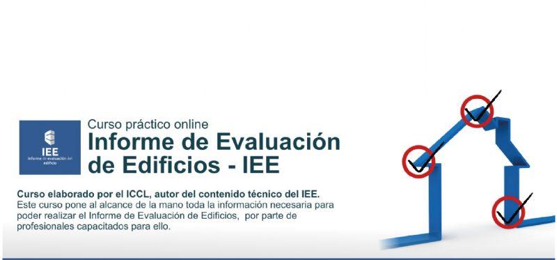 Curso sobre el Informe de Evaluación de Edificios - IEE del CSCAE