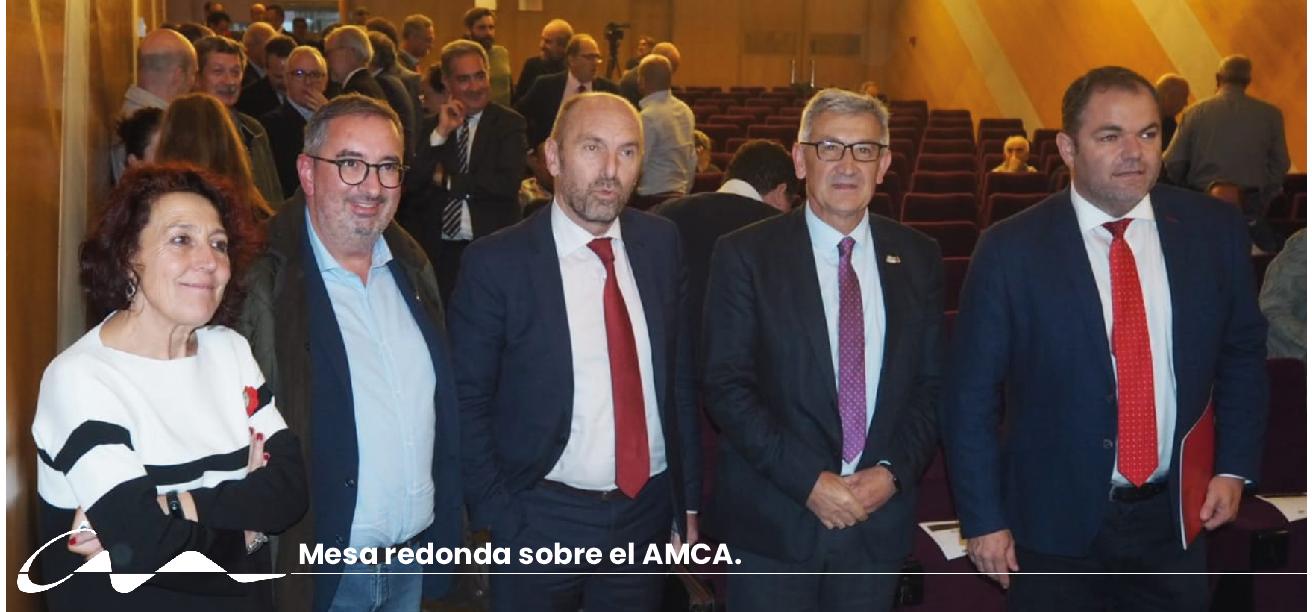El ciclo sobre el AMCA se cierra con el diálogo como llave del futuro