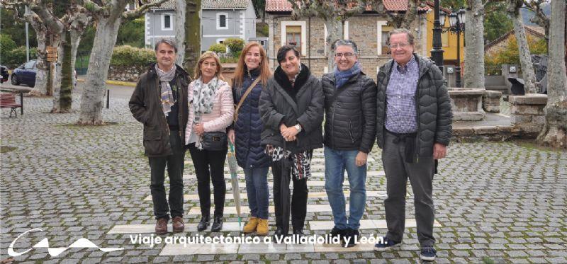 Un recorrido arquitectónico por León y Valladolid