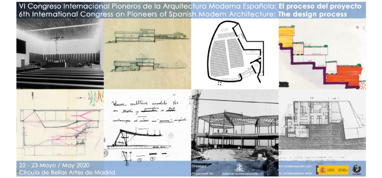 VI Congreso Internacional Pioneros de la Arquitectura Moderno