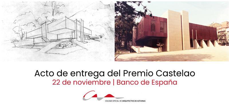 Arganza recibirá el Premio Castelao en el Banco de España