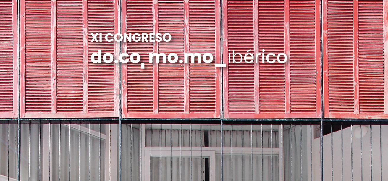 Ampliado el plazo de recepción de comunicaciones XI Congreso DOCOMOMO Ibérico