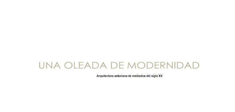 Expo en Gijón: Arquitectura asturiana de mediados del siglo XX