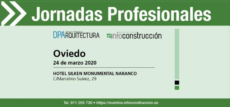 Jornada profesional de construcción en Oviedo