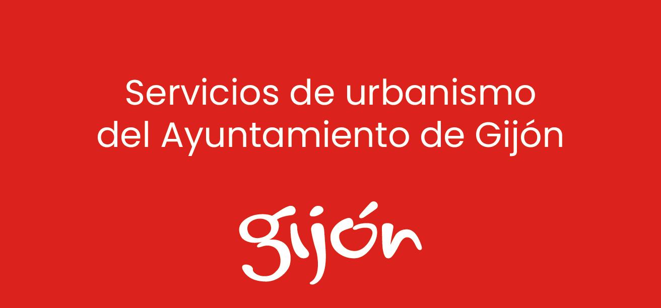 Información sobre los servicios de urbanismo del Ayuntamiento de Gijón
