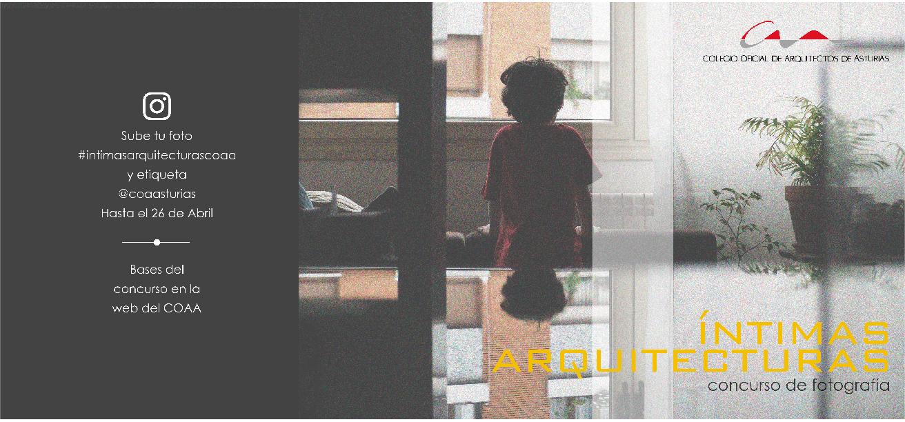 Concurso de fotografía Íntimas Arquitecturas