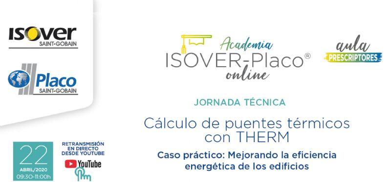 Cálculo de puentes térmicos con THERM. Mejorando la eficiencia energética de los edificios