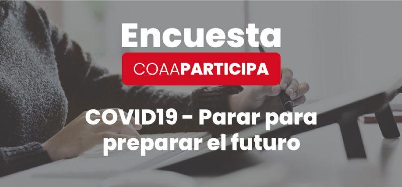 Encuesta: COVID19. Parar para preparar el futuro