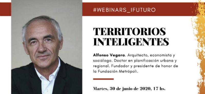 Webinar con Alfonso Vegara: ´Territorios inteligentes´