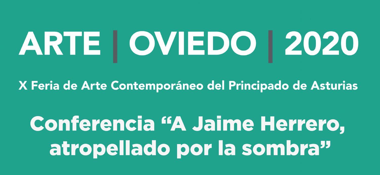 Conferencia ´A Jaime Herrero, atropellado por la sombra´