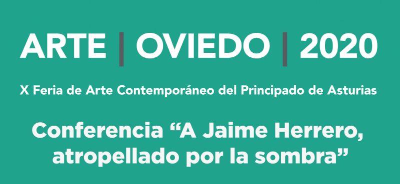 Conferencia `A Jaime Herrero, atropellado por la sombra`