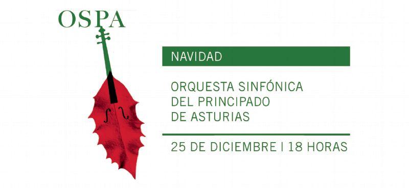 Concierto de Navidad de la OSPA