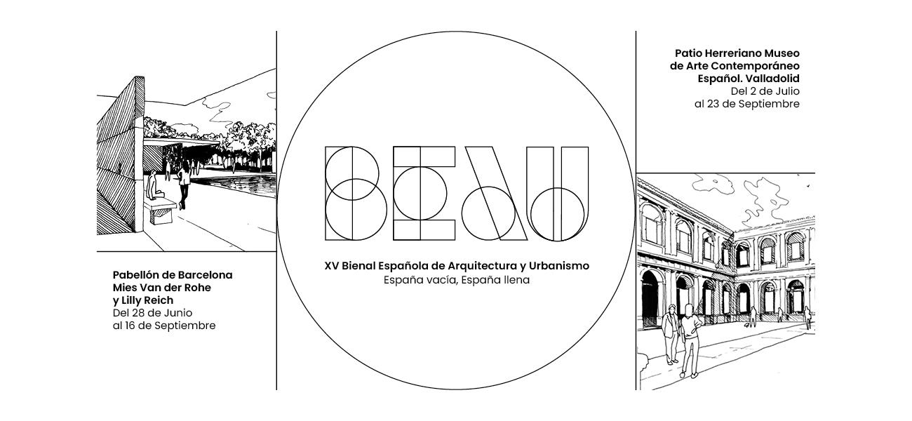 La XV Bienal Española de Arquitectura y Urbanismo nace como un encuentro cultural para conectar la arquitectura con la sociedad