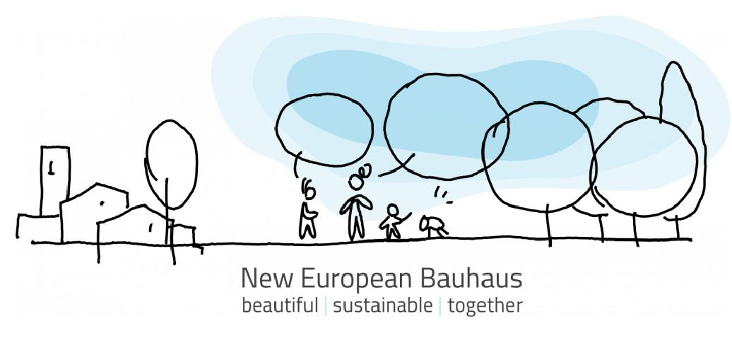 NEW EUROPEAN BAUHAUS: De nuestras conversaciones saldrá nuestro futuro