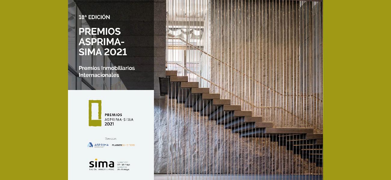Arrancan los premios ASPRIMA-SIMA 2021