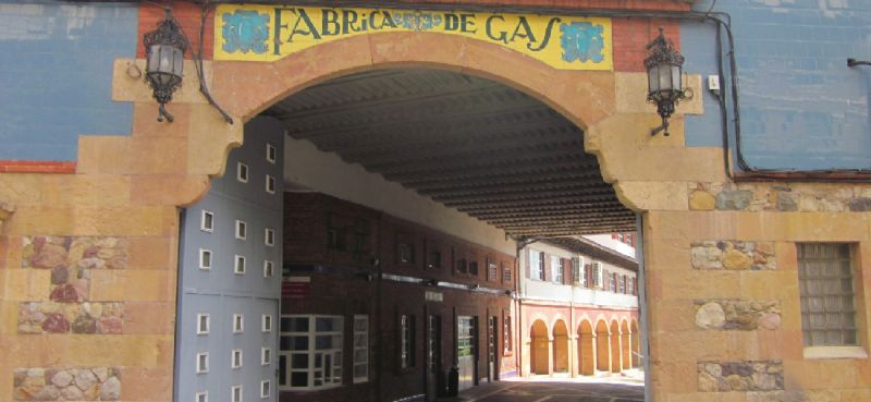 El COAA propone una hoja de ruta para preservar la Fábrica de Gas