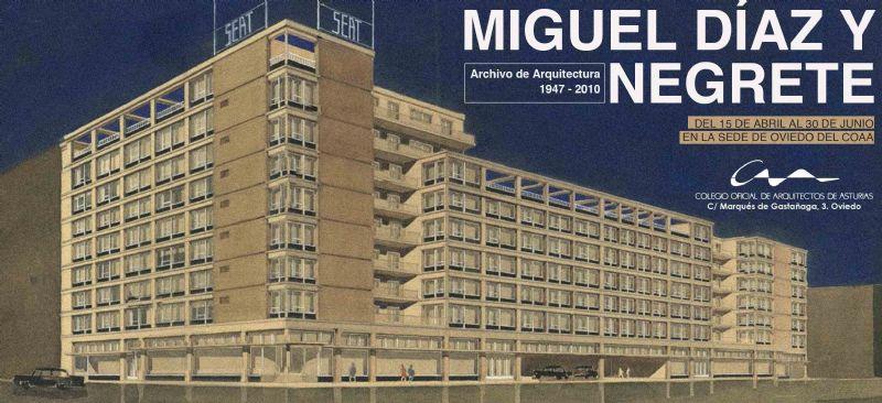 Ya puedes visitar la exposición sobre Negrete en el COAA