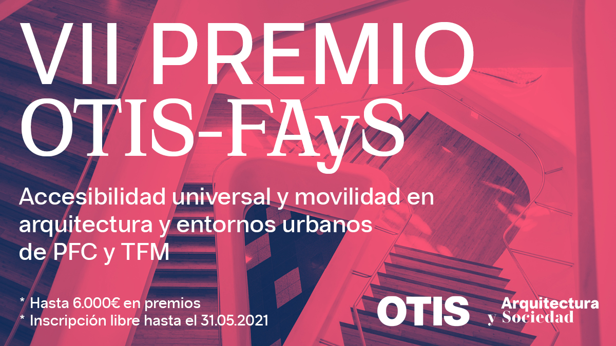 PRemio Otis Arquitectura y Sociedad