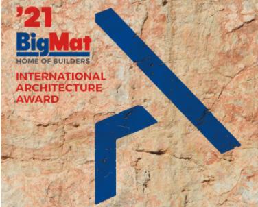 Premio Internacional de Arquitectura BigMat 2021