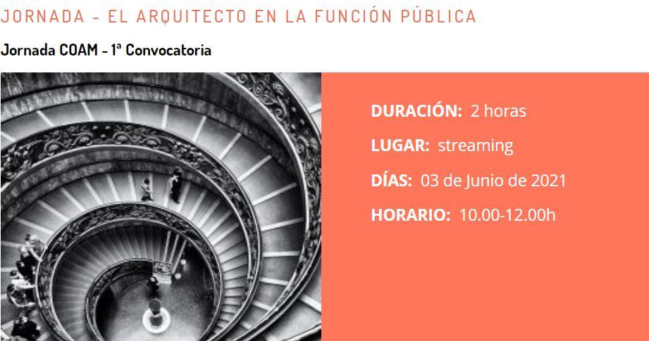 jornada función pública