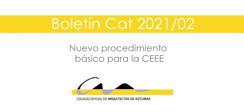 Boletín CAT 2021/02