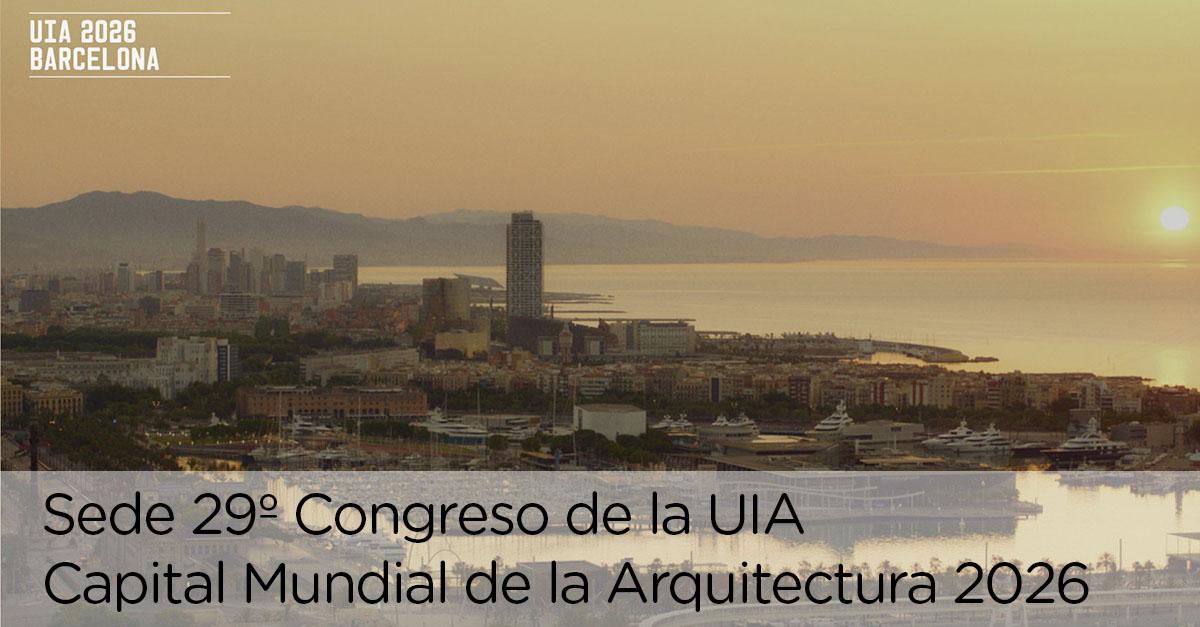 BCN sede congreso UIA