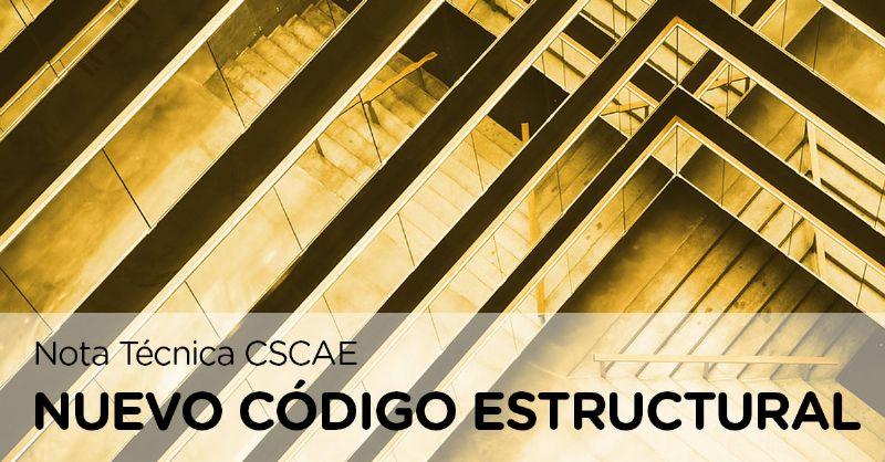 código estructural cscae