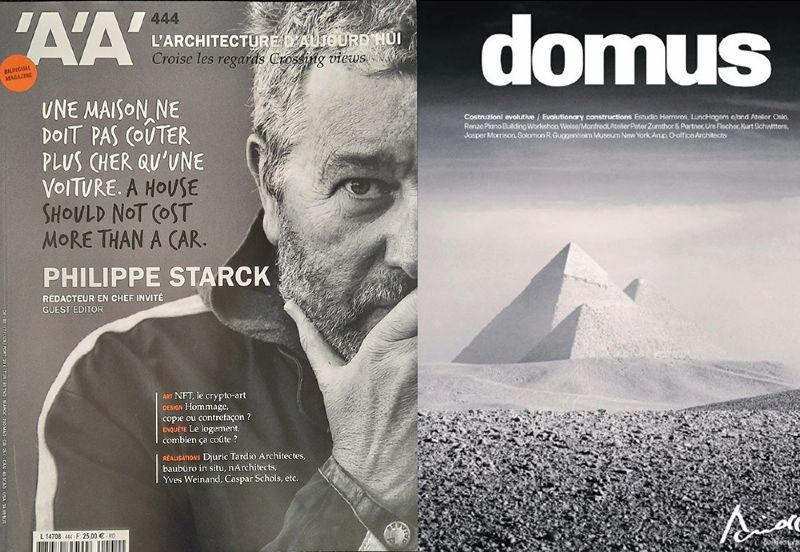 tres nuevas publicaciones