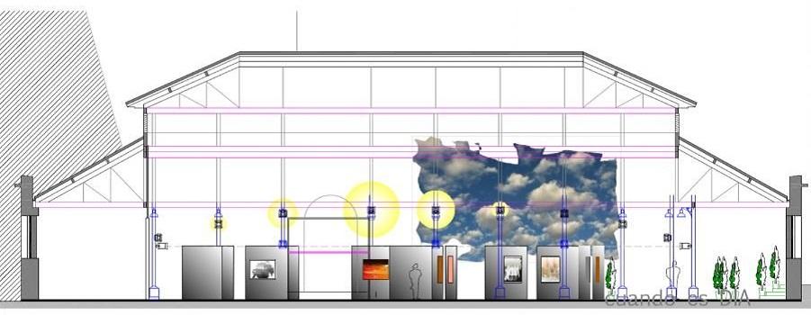 Carlos Casero Alonso se encargará del diseño expositivo de la muestra de Trascorrales