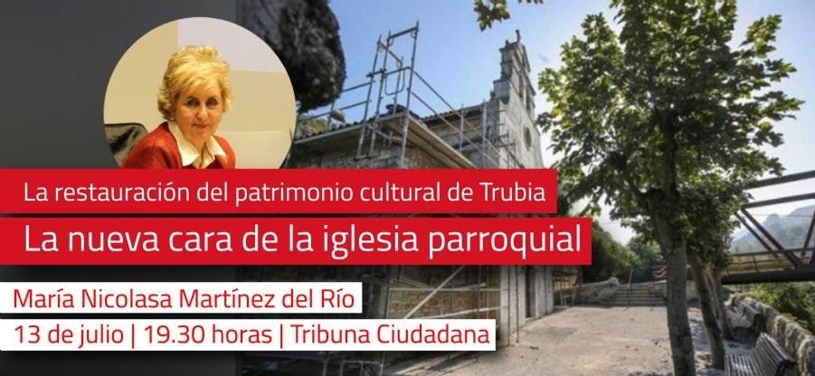 Conferencia de Marcolina Martínez del Río