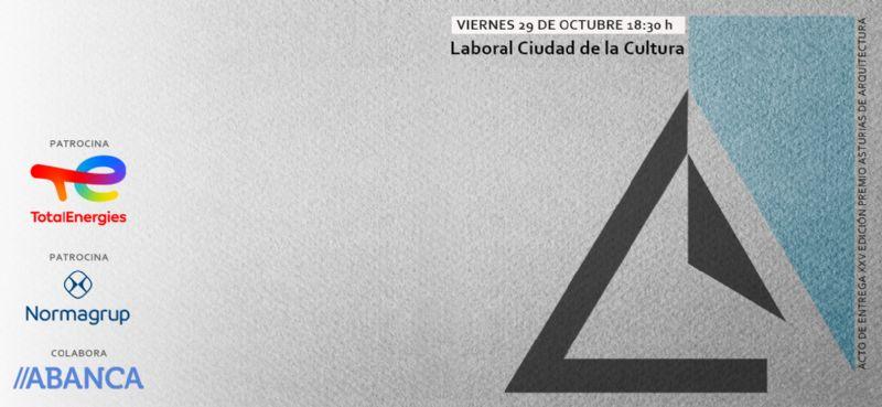entrega XXV premio Asturias arquitectura