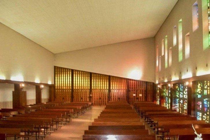 Iglesia del barrio de La Luz