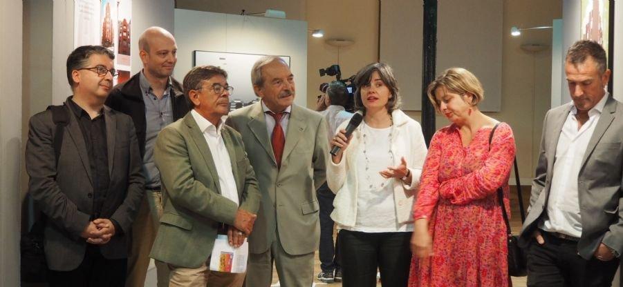 Inaugurada la exposición `Oviedo en el letargo del dibujante`