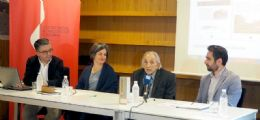 Proceso de crowdfunding para editar un libro sobre Mariano Marín