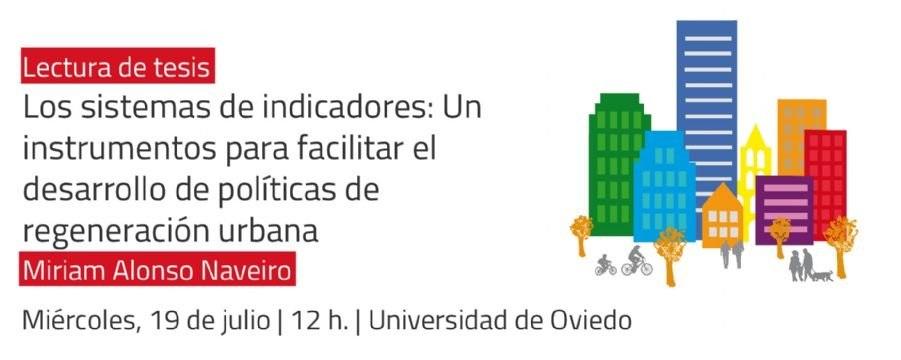 Tesis sobre los sistemas de indicadores urbanísticos