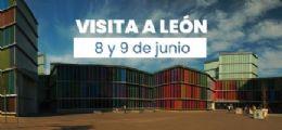 Visita cultural a León con el COAA y el COAL