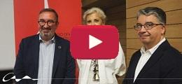 Vídeo de la Conferencia de Carme Pinós sobre 4 proyectos