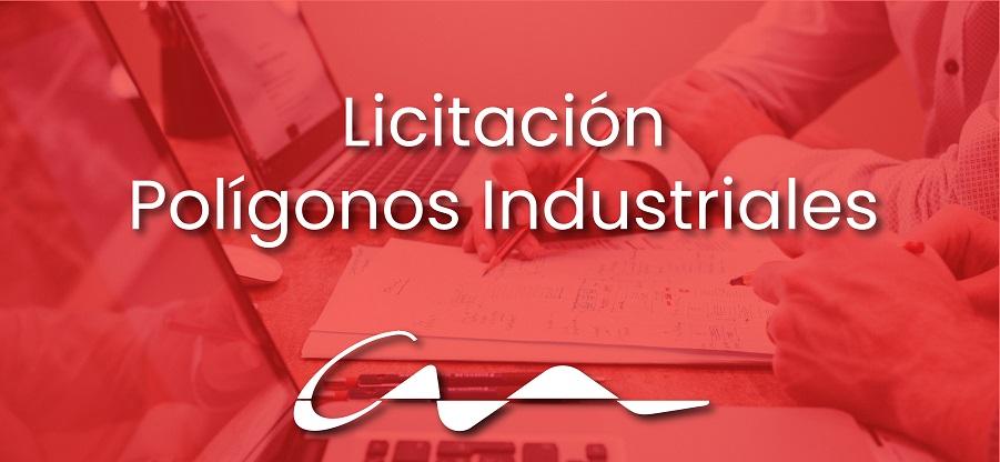 El COAA impugna la redacción de proyectos de varios polígonos industriales