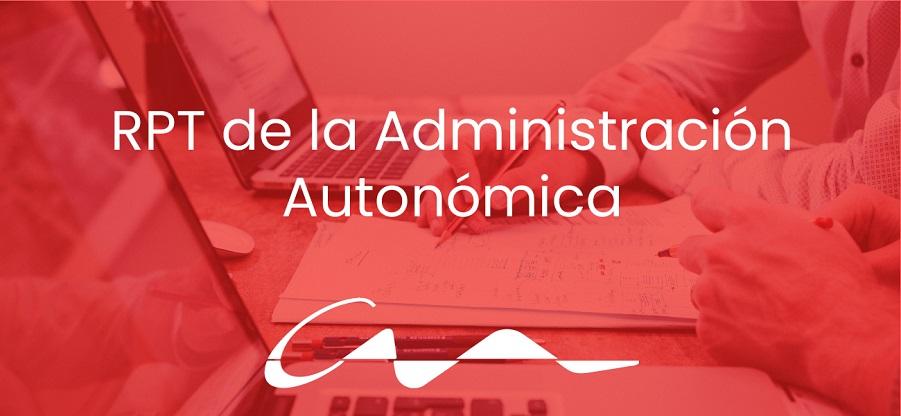 El COAA recurre la RPT de la Administración Autonómica