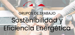 Reunión Grupo Trabajo Sostenibilidad y Eficiencia Energética