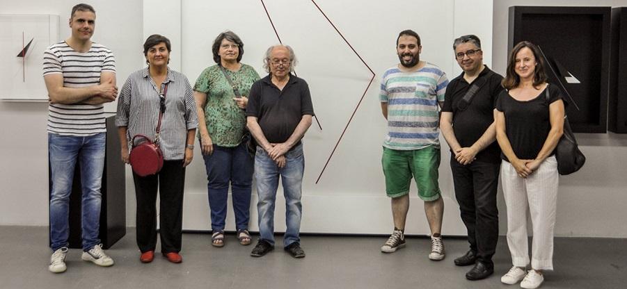 informaciones Visita al taller del escultor Herminio en la Caridad
